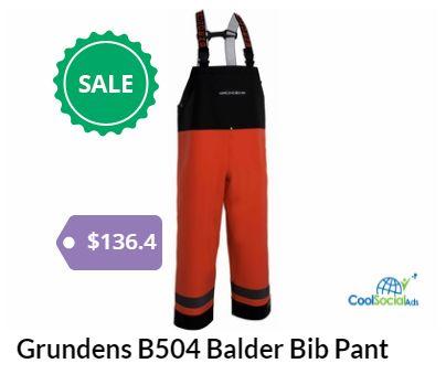 Grundens B504 Balder Bib Pant for more details visit http://coolsocialads.com/-grundens-b504-balder-bib-pant-39698