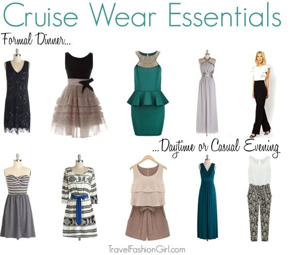 Eveningwear is always the most difficult to choose when planning a cruise. These expert tips make it easy to plan what to pack for a Cruise in the Caribbean!