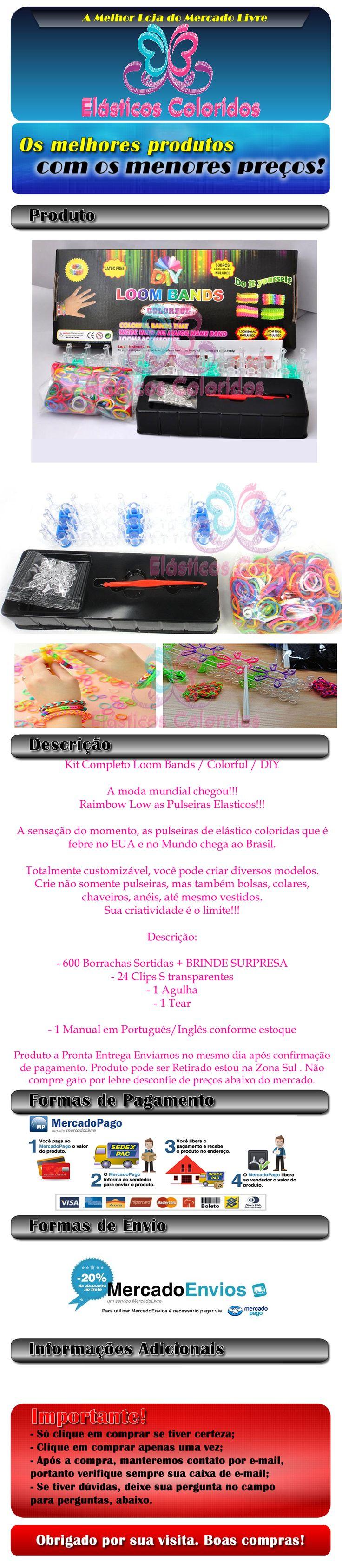 http://www.elasticoscoloridos.com.br- https://www.facebook.com/pages/El%C3%A1sticos-Coloridos/844302925622086- COMO HACER UN MINION DE GOMITAS CON DOS TENEDORES. VIDEO TUTORIAL DIY FIGURA (CHARM)- Rainbow Loom - Pulseira de Elástico - Loom Bands -Gomitas(TUTORIAL)- Rainbow Loom-Pulseiras com elástico (Escama De Dragão)COM PENTE GOMITAS- Raibow Lom-Pulseiras de Elásticos (CORES DO REGGAE)Gomitas-Reggae-