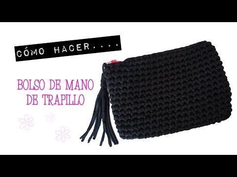 Cesta de colores a Trapillo ¡¡ TUTORIAL DIY !! Paso a Paso - YouTube