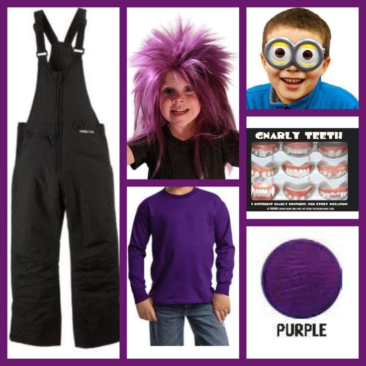 Beautiful 32 best Purple Minion Costume Ideas images on Pinterest | Minion  HF17