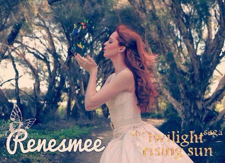 Renesmee Cullen, The Twilight Saga Rising Sun.