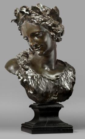 Attributed to Foggini, Daphne. Florence, c.1700. Brass.