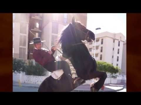 videobook Danza a caballo (Jose Angel Munuera Ruiz) - YouTube