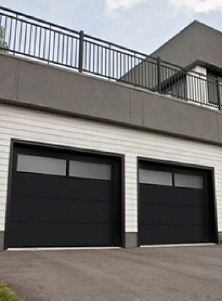 Die besten 17 ideen zu black garage doors auf pinterest ...