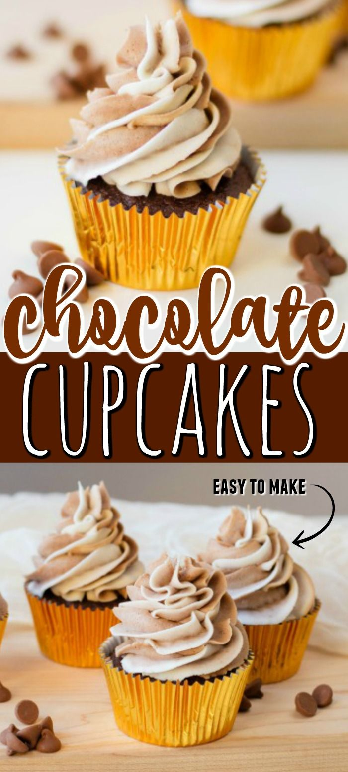 Best Chocolate Cupcake Recipe With Images Cupcake Recipes
