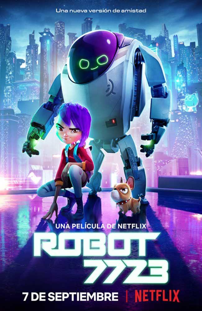 Ver Robot 7723 (Next Gen) Pelicula Completa Online