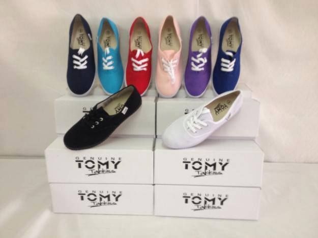For the latest fashion accessory visit Top Gear George and get yourself a pair of Tomy shoes. 044 873 0626