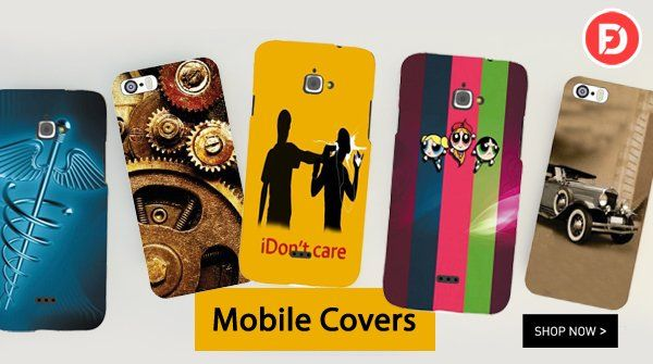 Awesome Designer Back Covers to show ur class by Mobile Phone @ Rs. 199/- only on #FarziDeal