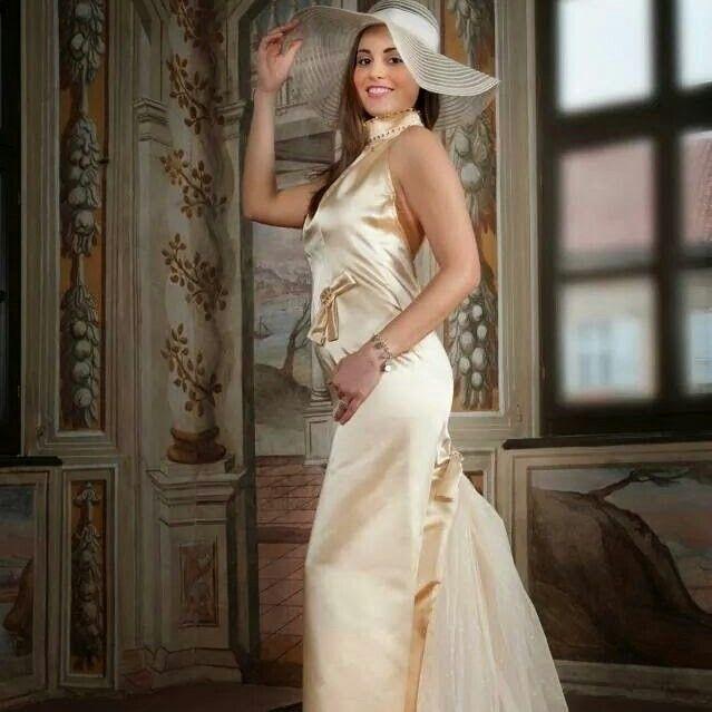 Creazione della stilista Francesca Surace