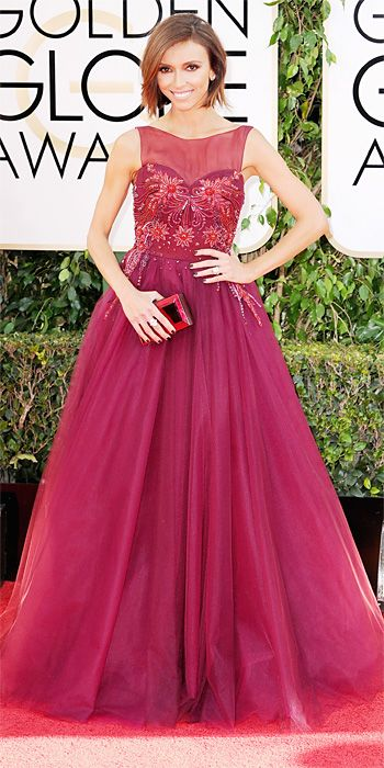 Giuliana Rancic - 2014 Golden Globes: Red Carpet Arrivals - Golden Globes 2014 - Celebrity - InStyle
