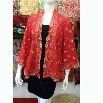 Model Baju Batik Terbaru Kartinian