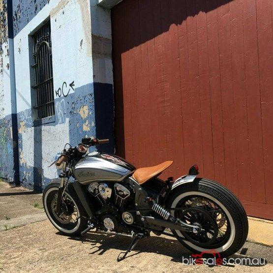 Indian Motorcycle Motocicleta, Motos retro y Motos vintage