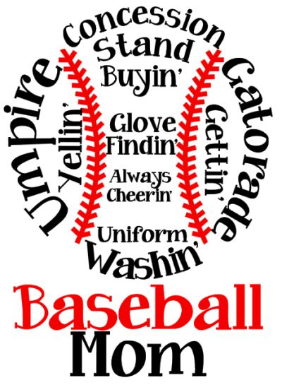 baseball mom t shirt and hoodie design idea great for high school spirit apparel - Softball Jersey Design Ideas