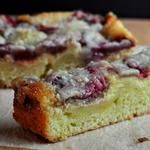 Strawberry Cheese Coffee Cake