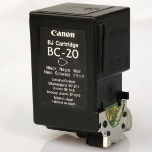 Tintenpatrone Ankauf Canon BC-20