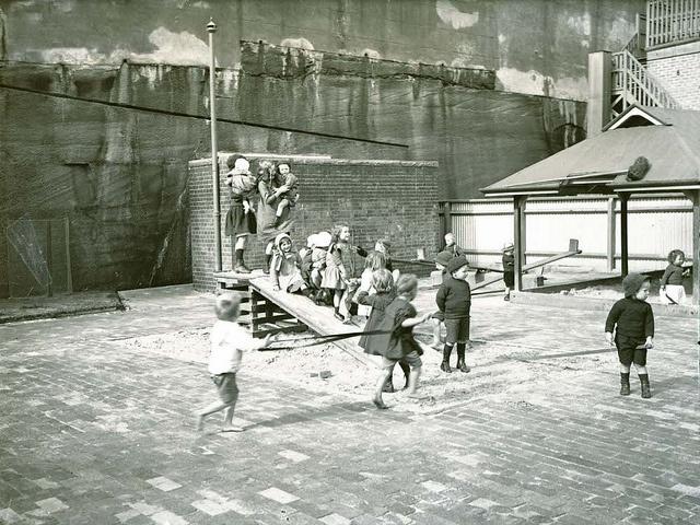 [Lance Playground / Kindergarten, Millers Point, Sydney, NSW] by State Records NSW, via Flickr
