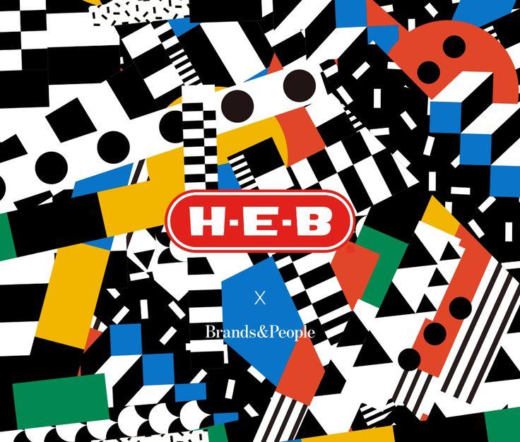 Campana De Publicidad H E B Verano Loco Brands People H E B Design Company Logos