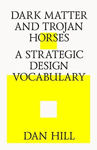 Dark matter and trojan horses : a strategic design vocabulary |  141.98 HIL
