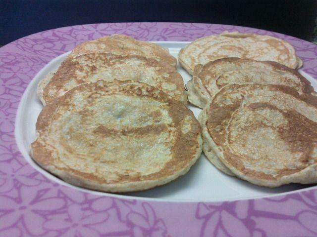 La cocina de bruja_69: Tortitas de salvado de avena (para la Dieta Dukan) Sartén