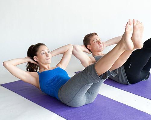 Os músculos abdominais cumprem uma função muito importante no nosso corpo.