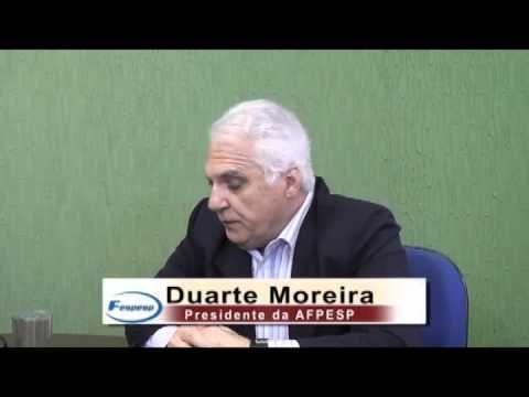 """Presidente da AFPESP é entrevistado no Programa Cidadania & Serviço Público - """"Especial 16 anos"""" ~ Jornalista Sylvio Micelli"""