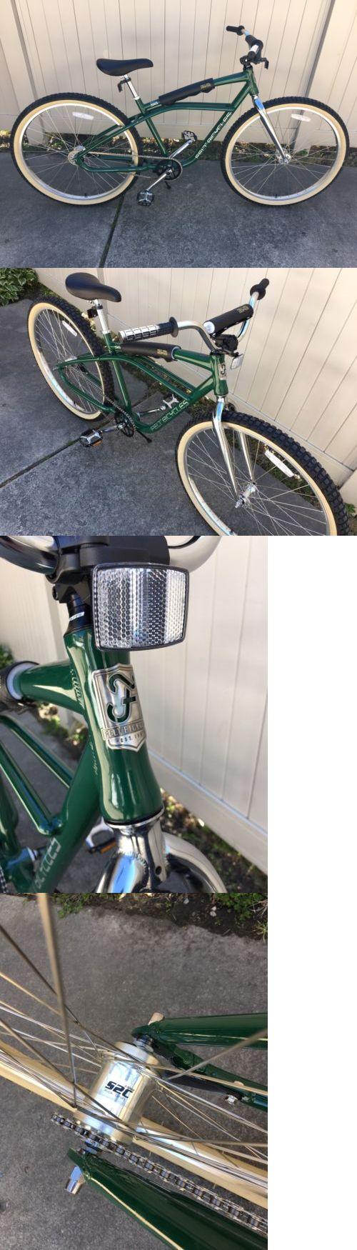 bicycles: New Felt Rail 29 Cruiser Bmx 2 Speed Kickback Klunker -> BUY IT NOW ONLY: $259.99 on eBay!