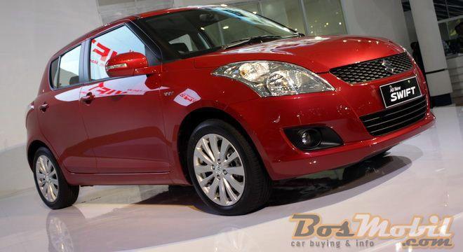 Suzuki Swift Stoknya Ngepas #AutoNews