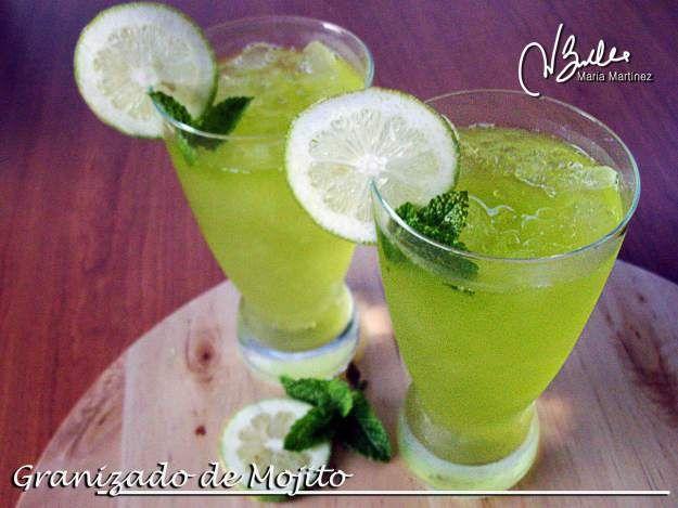 Mojito Granita (Attacco)