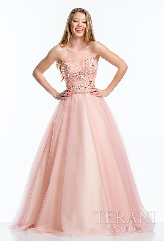 16 best Terani Prom 2015 images on Pinterest | Formal evening ...