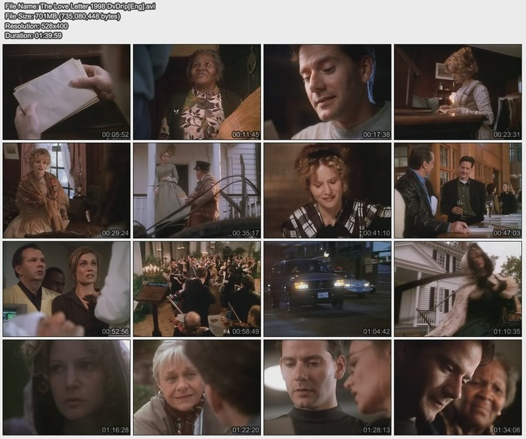 the love letter 1998 - Google Search