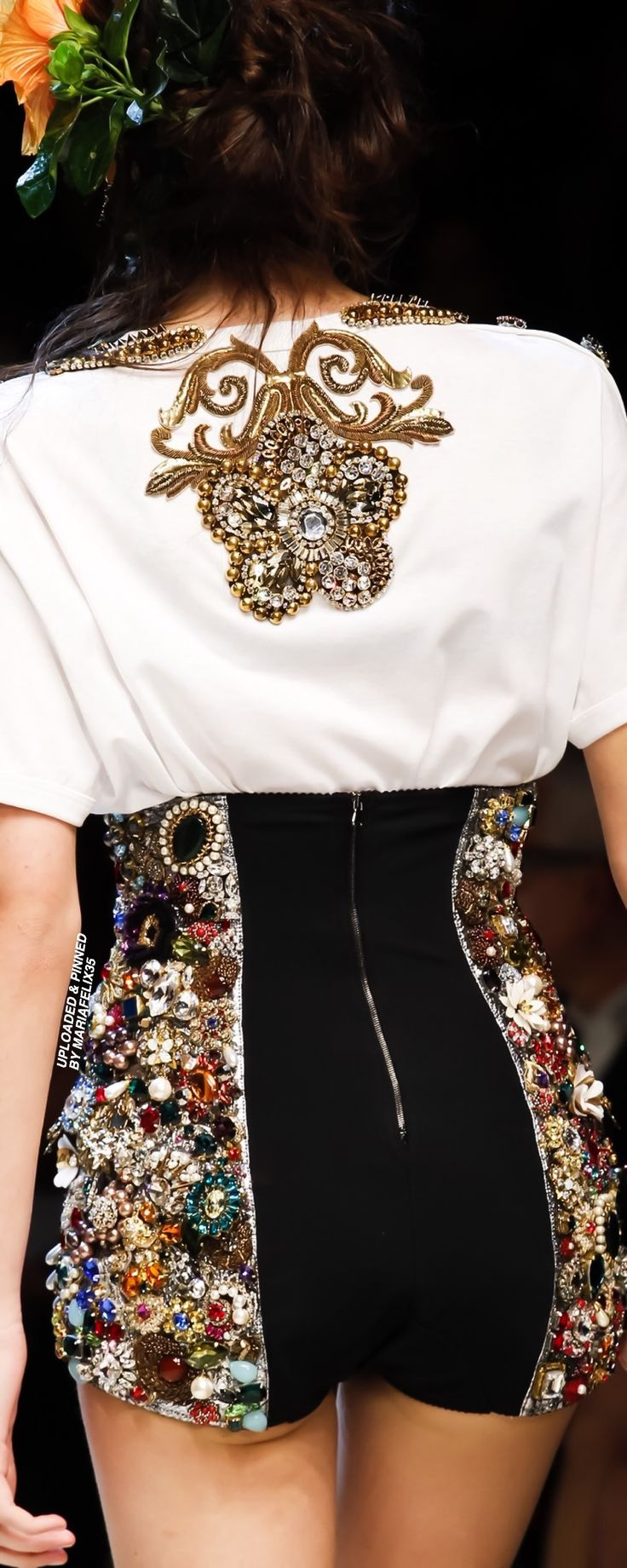 Dolce & Gabbana Spring-2017 Ready To Wear Collection Details
