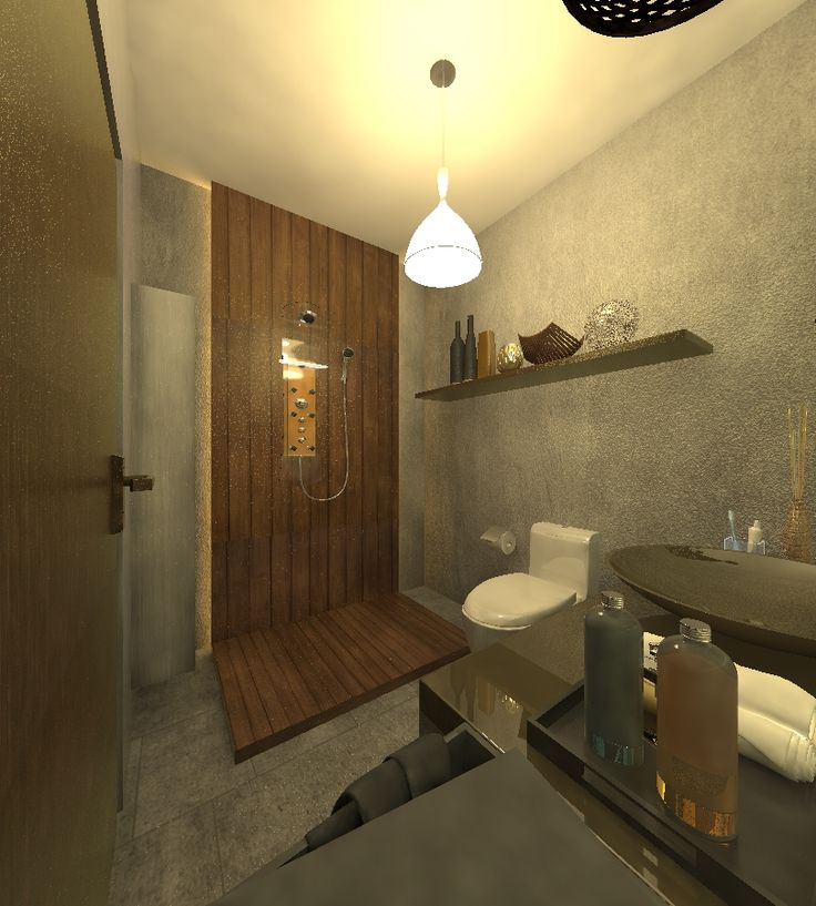 3D MAX bathroom part 2 by YAUZIZI