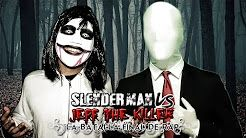 Slenderman VS Jeff the Killer. Batalla de Rap (Especial Halloween)   Keyblade - YouTube