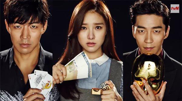 Liar Game's naive heroine, shrewd lifeline, and mysterious gamemaster » Dramabeans » Deconstructing korean dramas and kpop culture