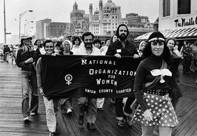 The history of feminism in america