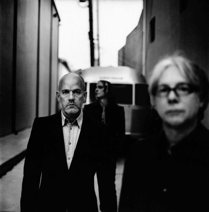 R.E.M. by Anton Corbijn #AntonCorbijn #photography