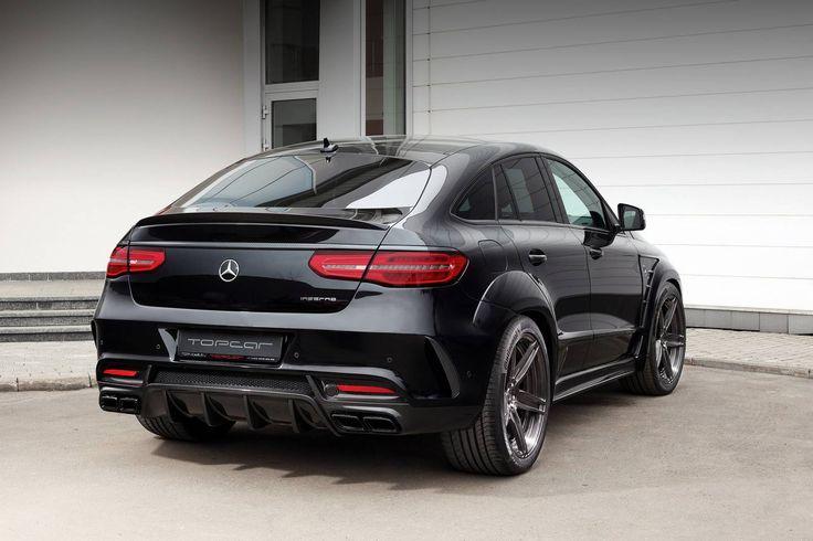 Official: TopCar Mercedes-Benz GLE Coupe Inferno - GTspirit