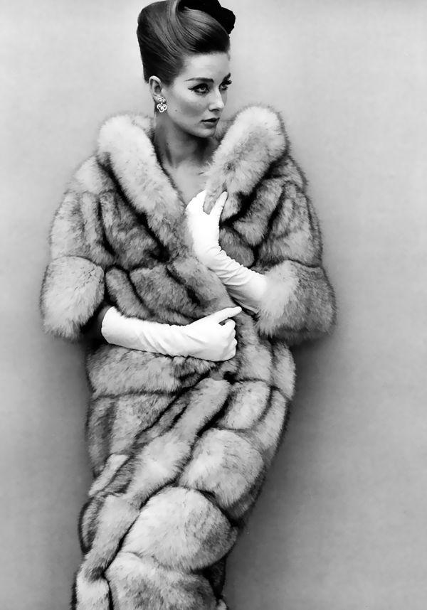 ImpressioniFotografiche - Tania Mallet,photo by John French, November 1964