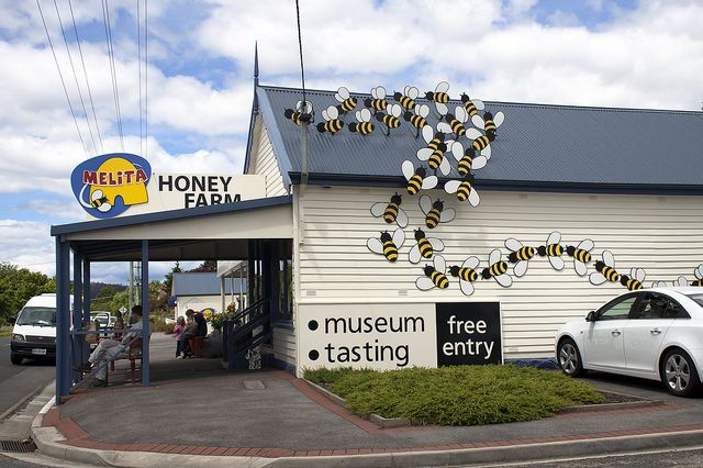 TASMANIA. Melita Honey Farm   Flickr - Photo Sharing!