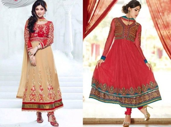 Indian Designer Salwar Kameez 2014 By Utsav Fashion