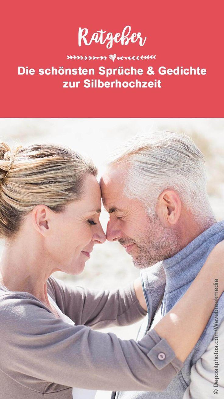 25 Jahre Eheleben - da müssen schon wirklich besondere