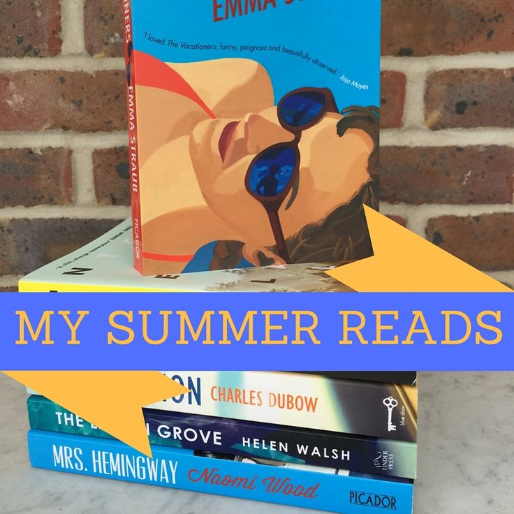 With my summer reads, I wanted to escape to warmer climes, and to stories that had nothing whatsoever to do with politics. Read more here. http://www.helenahalme.com/?p=3508