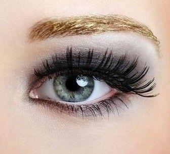 Flutter Eyelashes
