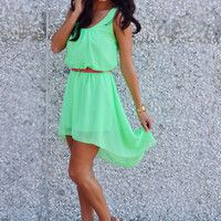 Obsessed with mint and green for summer 2013!