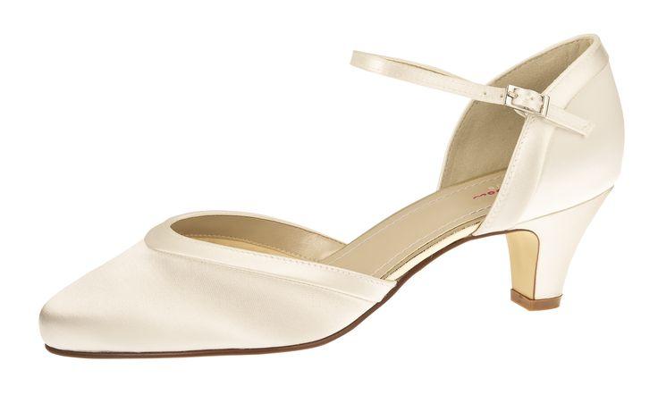 Bridal Shoes -  Bruidsschoenen - Bruidsschoenen Haarlem - Bruidsschoenen Heemstede - Maison la Mariée www.maisonlamariee.nl