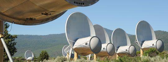 seti - Allen Telescope Array