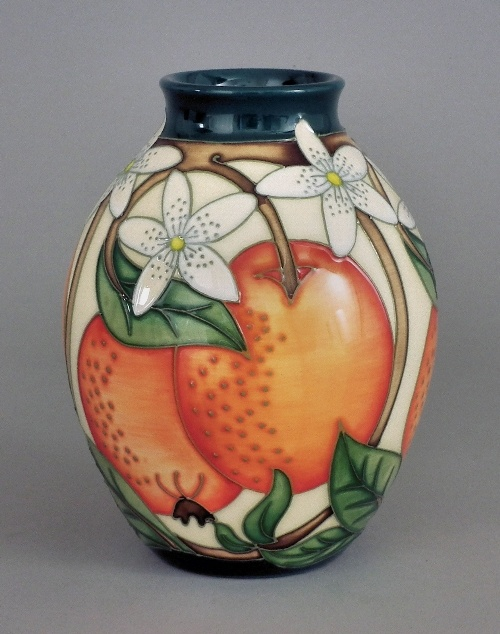 42 Best Images About Pottery Moorcroft On Pinterest