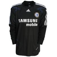 Adidas Chelsea Home Goalkeeper Shirt 2007/08 with Cech Chelsea Home Goalkeeper Shirt 2007/08 with Cech 1 printing. http://www.comparestoreprices.co.uk/sportswear/adidas-chelsea-home-goalkeeper-shirt-2007-08-with-cech.asp