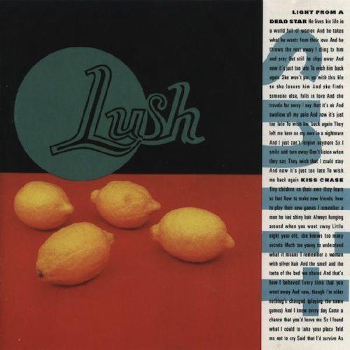 Lush - artwork by Vaughan Oliver V23